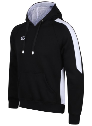 8c95833fe Buy SS Core Hoodie - Black/White Online at Serious Football