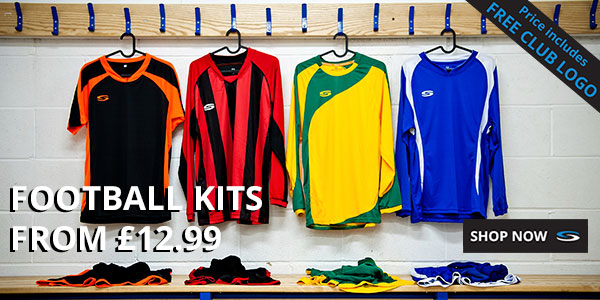 c28f5af1 Find & Buy Football Clothing at Serious Football